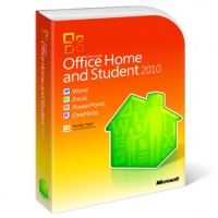 Office Home Basic and Student 2010 32-bit/ x64 English Asia Other DVD