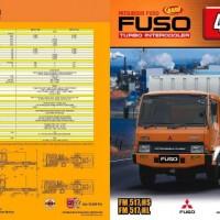 MITSUBISHI FUSO FM 517 HS 4X2 220PS, MITSUBISHI FUSO FM 517 HL 4X2 220 PS