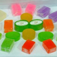 Transparant soap by QM