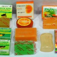 fruity soap