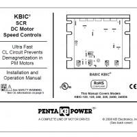 """ SCR "" DC MOTOR SPEED CONTROL PENTA KB POWER"