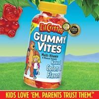 L' il Critters® Gummy Vites™ , Kids love ' em. Parents trust them® .