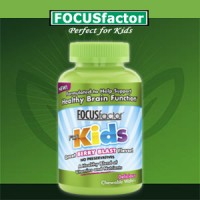 50 % OFF Focusfactor for Kids, Formulated to Help Kid' s Healthy Brain Function.