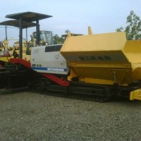 ASPHALT FINISHER TRACK .MITSUBISHI MF41D