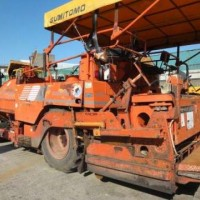 Asphalt Finisher Sumitomo HA60W