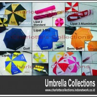 payung/ umbrella/ raincoat/ garden umbrella/ folded umbrella/ golf umbrella/ payung promosi/ payung