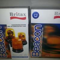 Lampu Rotary - Warning Light - Beacon Britax ( ASLI)