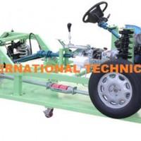 alat peraga otomotif ; engine trainer live ; stand mesin kerangka mobil hidup ; mesin peraga smk jur