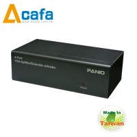 4-Port VGA Splitter/Extender with Audio 60m-Taiwan ACAFA VP114A