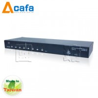 Jual  8-Port PS/2&USB Combo Free A+ KVM Switch-Taiwan ACAFA KF08U