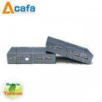 VGA USB KVM Extender 200m KE200U