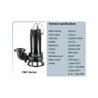 FBC - Sewage Cutter Pumps