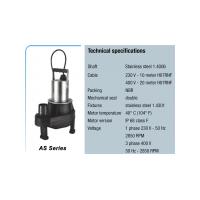 AS - Sewage Pumps