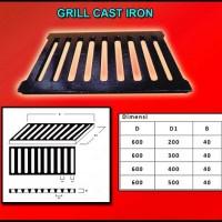Grilll Cast Iron