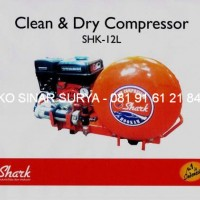 KOMPRESOR SELAM/ DIVING COMPRESSOR