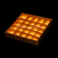 Kotak coklat S25