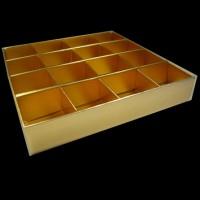 Kotak coklat S16
