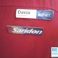Name Tag Magnetic