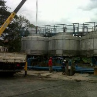 MODIFICATION COOLING TOWER ( ALLUMINIUM COOLING TOWER)