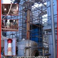 Overhaul / Retubing Tube Boiller, Chemical Cleaning