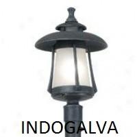 Tiang Lampu Antik IGA705