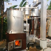 Modifikasi Vertical Boiler