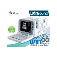 USG 2D Khusus Bidan, merk Winsound Type Win 66 Obstetric