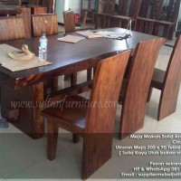furniture antik mebel solid mebel kayu trembesi TND 4130