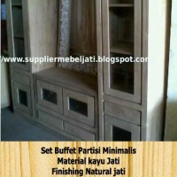 furniture minimalis mebel jati jepara