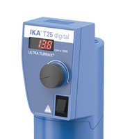 IKA Dispersers T 25 digital ULTRA-TURRAX®