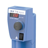 IKA Dispersers T 18 digital ULTRA-TURRAX®