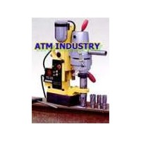 BOR MAGNET ATOLI TC - 35 HIGH SPEED / ATOLI-TC-35 High Speed H Type Steel Drilling Machine