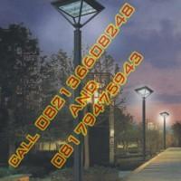 Tiang Lampu Hias Taman Modern Style 1
