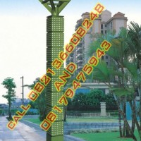 Tiang Lampu Hias Taman Modern Style 3