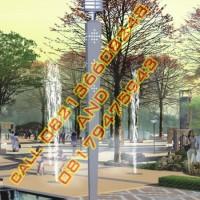 Tiang Lampu Hias Taman Modern Style 6