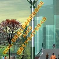 Tiang Lampu Hias Taman Modern Style 8