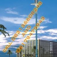 Tiang Lampu Hias Taman Modern Style 11