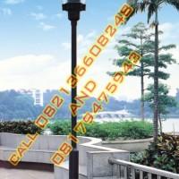Tiang Lampu Hias Taman Modern Style 13