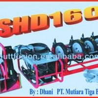MESIN LAS HDPE SHD160