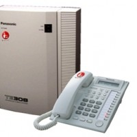 PABX Panasonic KX-TEM824