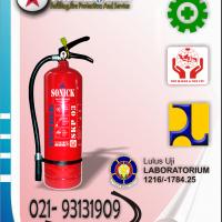 Tabung pemadam api resmi bersertifikat dan bergaransi dengan media POWDER, FOAM, CO2, GAS 141b