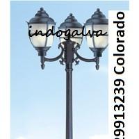 Tiang Lampu Antik IGA712
