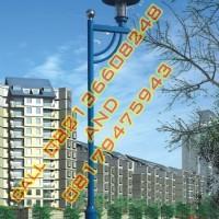 Tiang Lampu Hias Taman Modern Style 21