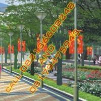 Tiang Lampu Hias Taman Modern Style 23