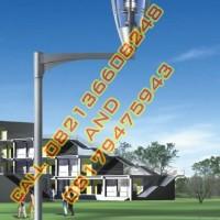 Tiang Lampu Hias Taman Modern Style 33
