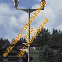 Tiang Lampu Hias Taman Modern Style 35