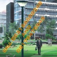 Tiang Lampu Hias Taman Modern Style 38