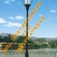 Tiang Lampu Hias Taman Modern Style 46