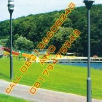 Tiang Lampu Hias Taman Modern Style 48