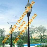 Tiang Lampu Hias Taman Modern Style 50